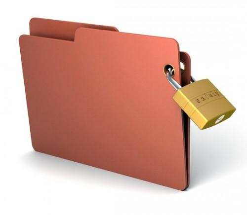 folder-lock