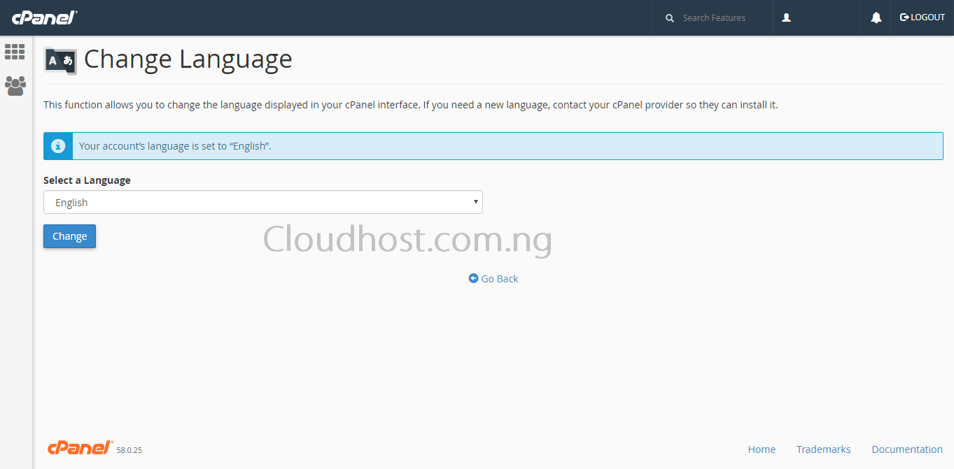 Choose_lang_cloudhost