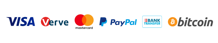 payment methods supported on CloudHost